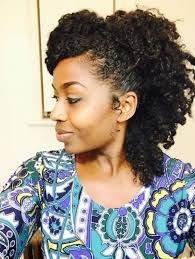 hair style wirh banana clip 80 kinky hairstyles to try this summer