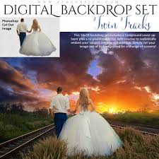 wedding backdrop chagne digital backdrops wedding prom ashedesign