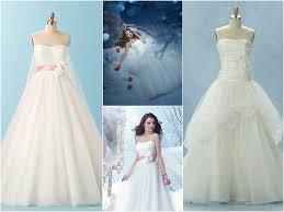 disney princess wedding dresses disney princess bridal gowns