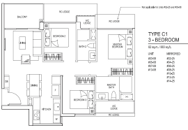 floor plan lay out floor plans for inz residence ec choa chu kang mrt station