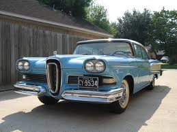 171 best ford edsel images on vintage cars cars and
