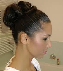 Frisuren Lange Haare Hochstecken Einfach by Haare Einfach Hochstecken