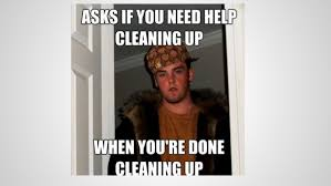 Cleaning Meme - 14 insane cleaning memes