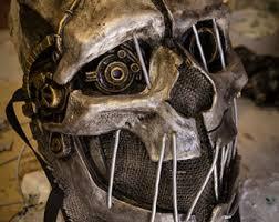 Corvo Costume Halloween Dishonored Etsy