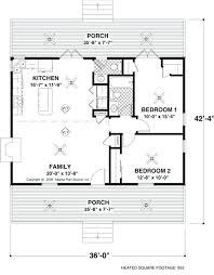 open floor plans for small houses smaller house plans craftsman rustic cottage house plan small