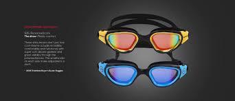 vapour goggles gold zone3 award winning triathlon