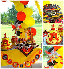 mickey mouse 1st birthday kara s party ideas mickey mouse party planning ideas supplies idea