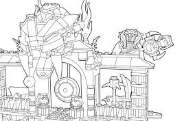 airjitzu 1 colouring page ninjago activities lego ninjago
