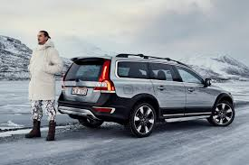 volvo cars volvo cars travels down a familiar road with coming v90 cross country