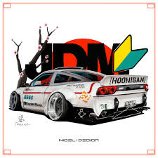 nissan 240sx rocket bunny nissan 240sx u0027rocket bunny u0027 on behance