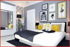 decoration chambre à coucher adulte moderne beautiful peinture deco