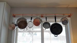 kitchen design ideas pot racks ikea breathtaking decor plus