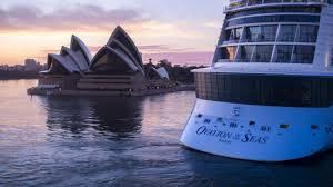 cruises to sydney australia australia royal caribbean