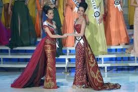 Sho Putri miss puteri indonesia 2014 elvira devinamira emirates 24 7