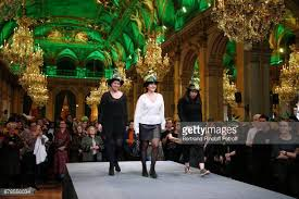 chambre syndicale de la mode chambre syndicale de la couture stock photos and pictures getty