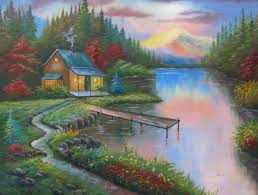 oil painting of nature pintings of nature abstract on canvas for kids scenes love beauty and environment wallpapers easy scenery