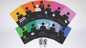Downsize Image Downsize A Competitive Card Game For 2 6 Players By Lewis Shaw
