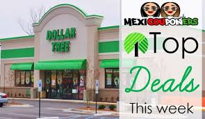dollar tree top deals this week cheap kleenex carmex more