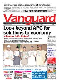 ttees meaning look beyond apc for solutions to economy by vanguard media limited