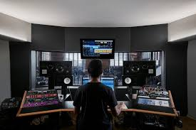 music studio complex music studio in canada triggers artistic inspiration