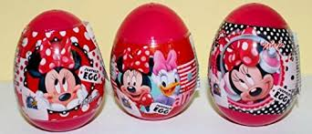 minnie mouse easter egg new x3 minnie mouse eggs you get three eggs