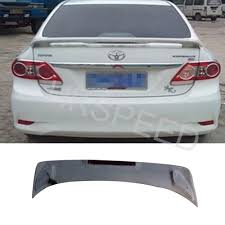 nissan altima 2013 spoiler popular led spoiler buy cheap led spoiler lots from china led