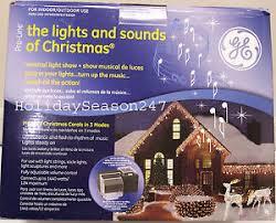mr christmas holiday musical light and sound show lightshow