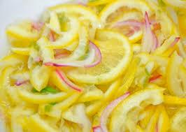 recette cuisine creole reunion recette sauce citron réunion