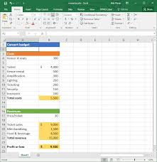 excel what if analysis how to use the scenario manager
