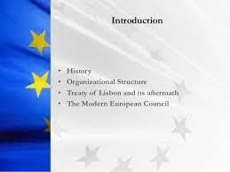 Council Of European Union History European Union European Council