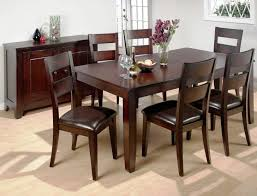 Breakfast Tables Sets Dinette Tables Sets Decor Pictures Features Wooden Dining Table