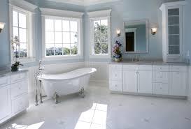bathroom classic wooden vanity hardwood floor ceiling lights