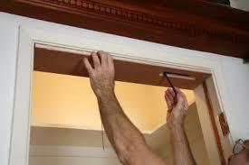 Secret Closet Door Pivot Bookcase Installation Thisiscarpentry