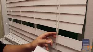 how to replace blind slat youtube