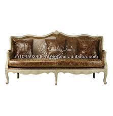 Worn Leather Sofa French Leather Sofa French Leather Sofa Suppliers And