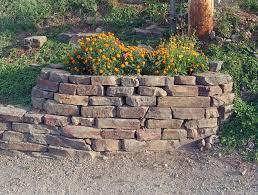 Garden Retaining Wall Blocks by Landscape Blocks