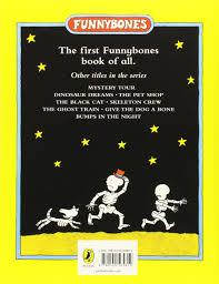 Funny Halloween Poems For Kids Funnybones Allan Ahlberg Janet Ahlberg 9780140565812 Amazon