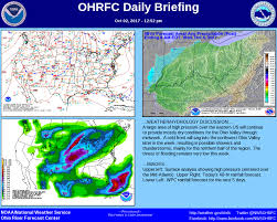 national weather forecast map us national weather service ohio river forecast center home