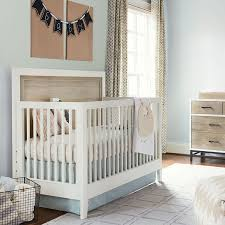 Crib White Convertible Levi White Convertible Crib By Smartstuff Universal Furniture