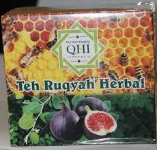 Teh Ruqyah jual teh ruqyah herbal obat gangguan jin sihir dan penyakit berat
