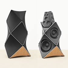 Modern Speaker by Beolab 90 The Most Powerful Home Digital Speaker Ever Made