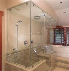 Glass Shower Door Options Frameless Glass Shower Doors Enclosures Clayton S Glass