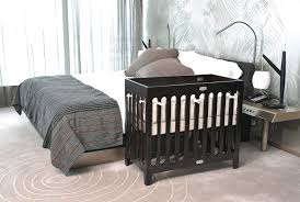 amazon com bloom alma mini urban crib frame cappuccino baby