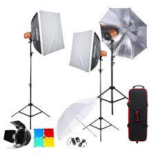 photography strobe lights for sale godox 300sdi professional photography lighting l kit set with