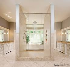 Spa Type Bathrooms - image result for center of master bath shower fawn master bath