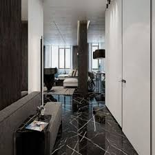 black marble flooring china building material nero marquina black marble stone marble