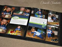 5 up photo album and easy scrapbooking clean and scentsible