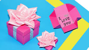 diy gift box gift box making ideas how to make easy box for
