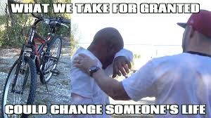 life changing gift to a homeless man will make you cry real