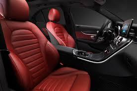 mercedes c class seat covers 2015 mercedes c class drive motor trend
